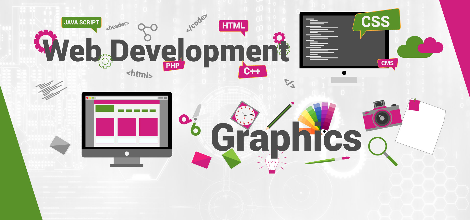 Grafica e web Development b